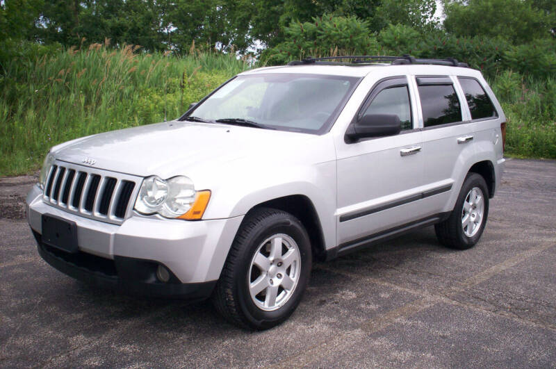 2009 Jeep Grand Cherokee for sale at Action Auto Wholesale - 30521 Euclid Ave. in Willowick OH