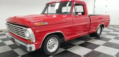 1967 Ford F-100 for sale at 920 Automotive in Watertown WI