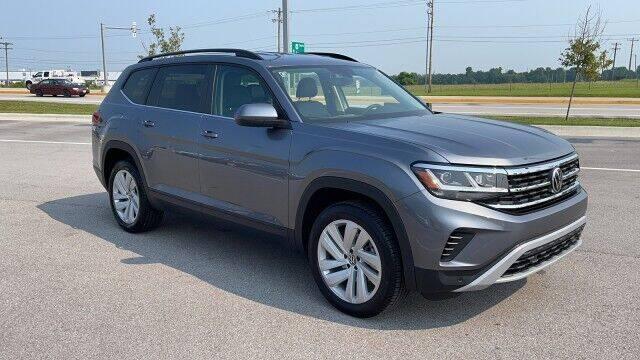 2021 Volkswagen Atlas for sale in Springfield, MO