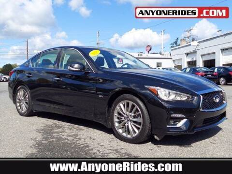 2018 Infiniti Q50 for sale at ANYONERIDES.COM in Kingsville MD