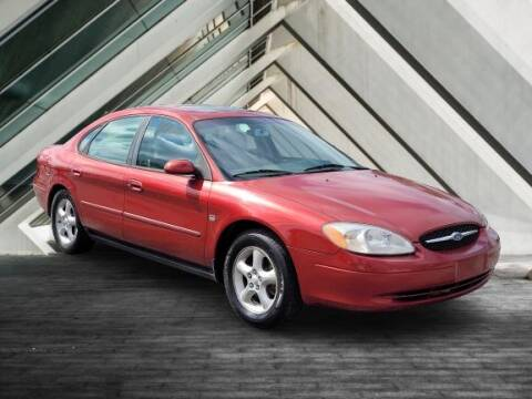 2000 Ford Taurus for sale at Midlands Auto Sales in Lexington SC