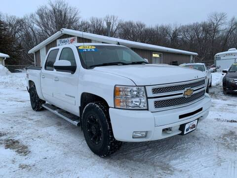 2013 Chevrolet Silverado 1500 for sale at Victor's Auto Sales Inc. in Indianola IA
