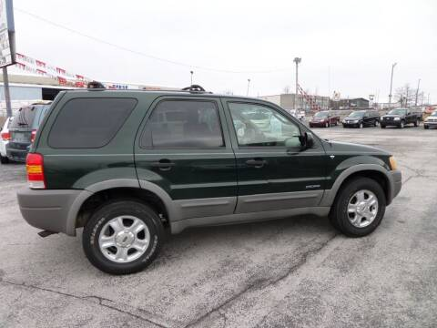 2001 Ford Escape for sale at Budget Corner in Fort Wayne IN