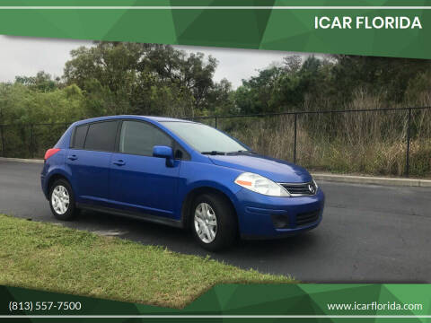 2012 Nissan Versa for sale at ICar Florida in Lutz FL