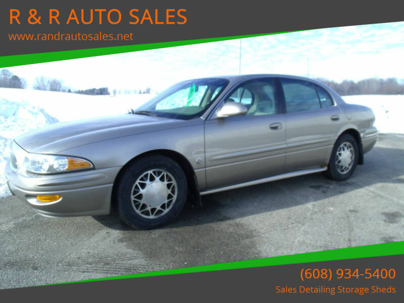 2004 Buick LeSabre for sale at R & R AUTO SALES in Juda WI