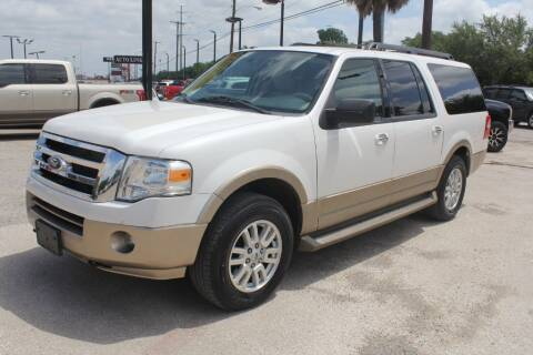 2014 Ford Expedition EL for sale at Flash Auto Sales in Garland TX