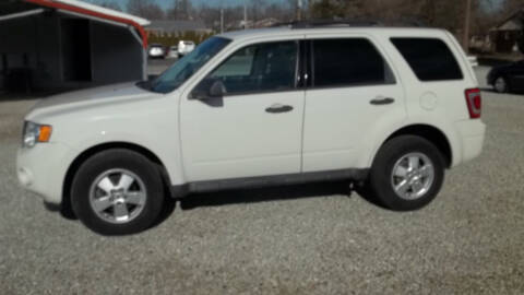 2010 Ford Escape for sale at MIKE'S CYCLE & AUTO - Mikes Cycle and Auto (Liberty) in Liberty IN