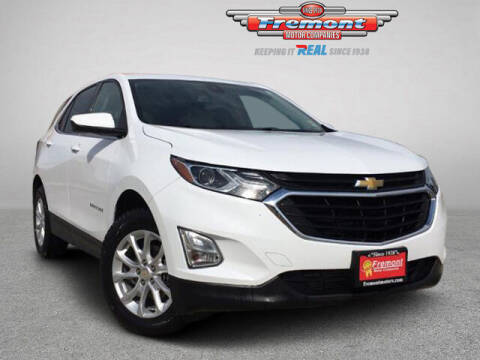 2020 Chevrolet Equinox for sale at Rocky Mountain Commercial Trucks in Casper WY