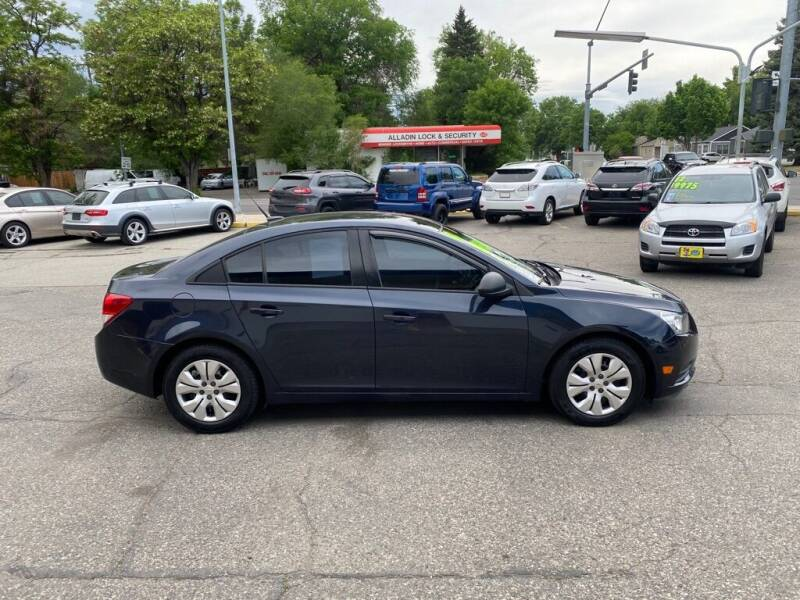 2014 Chevrolet Cruze for sale at Auto Outlet in Billings MT