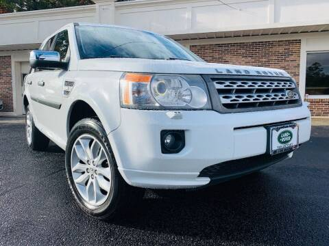 2012 Land Rover LR2 for sale at North Georgia Auto Brokers in Snellville GA