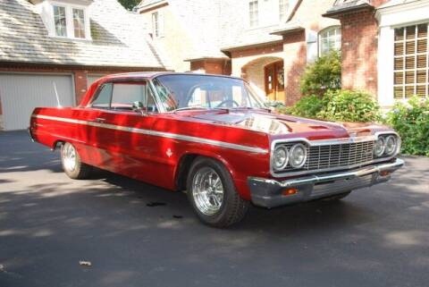 1964 Chevrolet Impala SS for sale at Uftring Classic Cars in East Peoria IL