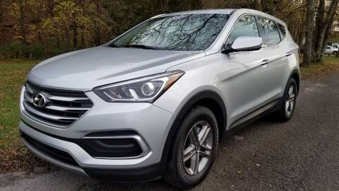 2018 Hyundai Santa Fe Sport for sale at G T Auto Group in Goodlettsville TN