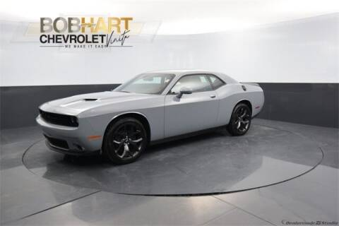 2020 Dodge Challenger for sale at BOB HART CHEVROLET in Vinita OK