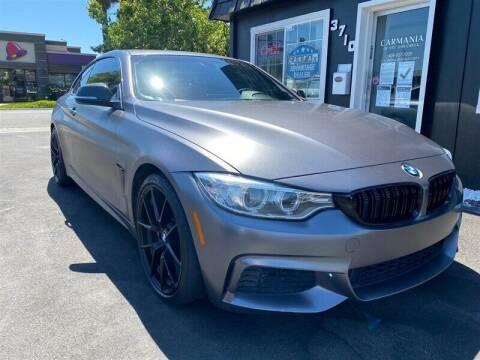 2014 BMW 4 Series for sale at Carmania of Stevens Creek in San Jose CA