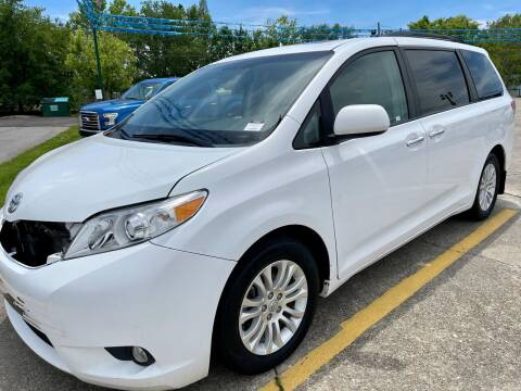 2013 Toyota Sienna for sale at Southeast Auto Inc in Baton Rouge LA