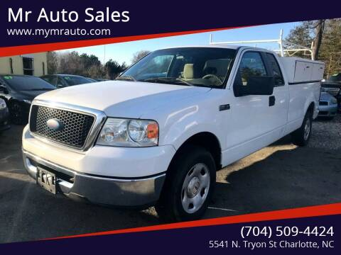 2007 Ford F-150 for sale at Mr Auto Sales in Charlotte NC