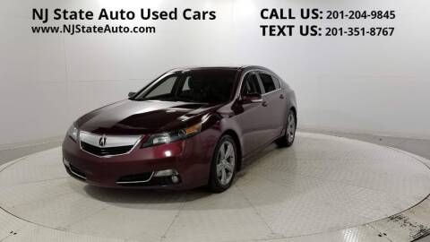 2012 Acura TL for sale at NJ State Auto Auction in Jersey City NJ