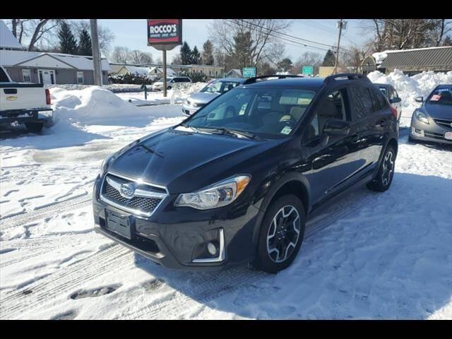 2016 Subaru Crosstrek for sale at Colonial Motors in Mine Hill NJ