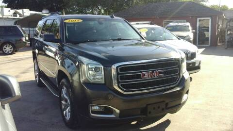 2015 GMC Yukon for sale at Express AutoPlex in Brownsville TX
