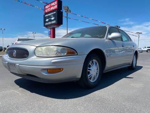2004 Buick LeSabre for sale at Right Price Auto in Idaho Falls ID