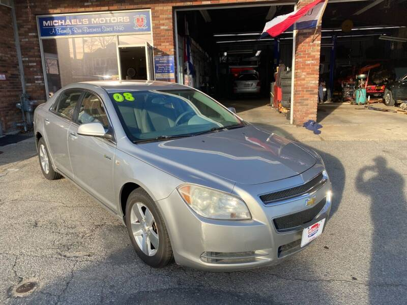 2008 Chevrolet Malibu Hybrid for sale at Michaels Motor Sales INC in Lawrence MA