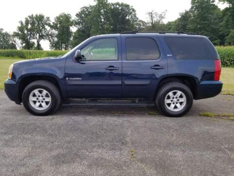 2007 GMC Yukon for sale at All American Auto Brokers in Anderson IN