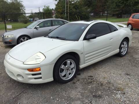 2003 Mitsubishi Eclipse for sale at PASTIME AUTO INC. in Knoxville TN