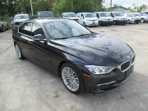 2012 BMW 3 Series for sale at Lone Star Auto Center in Spring TX
