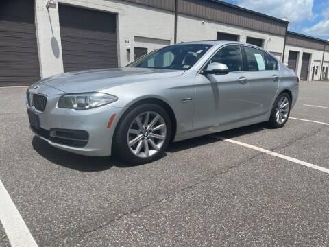 2014 BMW 5 Series for sale at Auto Land Inc in Fredericksburg VA