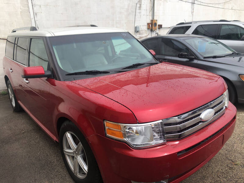 2012 Ford Flex for sale at Auto Access in Irving TX