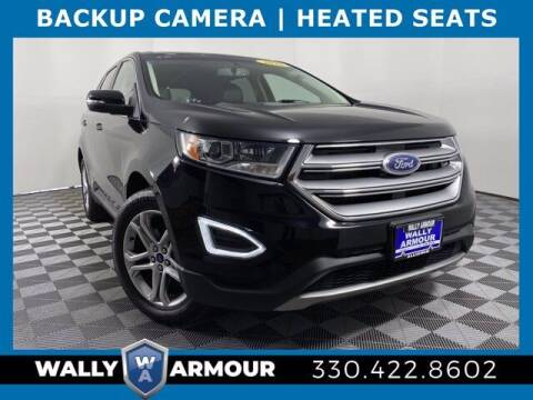 2018 Ford Edge for sale at Wally Armour Chrysler Dodge Jeep Ram in Alliance OH