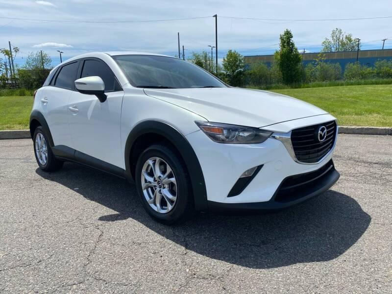 2016 Mazda CX-3 for sale at Pristine Auto Group in Bloomfield NJ