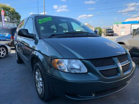 2002 Dodge Grand Caravan for sale at Waltz Sales LLC in Gap PA
