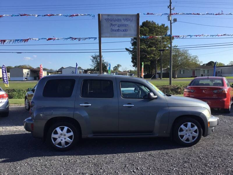 2006 Chevrolet HHR for sale at Affordable Autos II in Houma LA