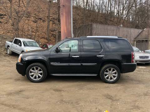 2008 GMC Yukon for sale at Compact Cars of Pittsburgh in Pittsburgh PA