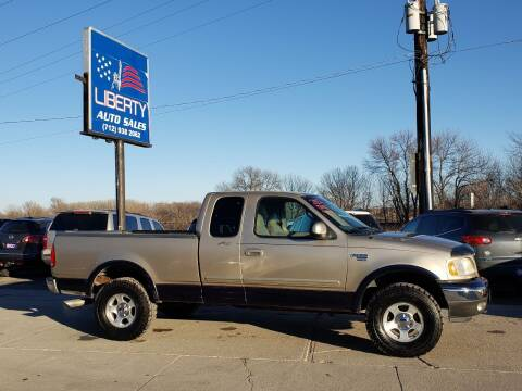 1999 Ford F-150 for sale at Liberty Auto Sales in Merrill IA