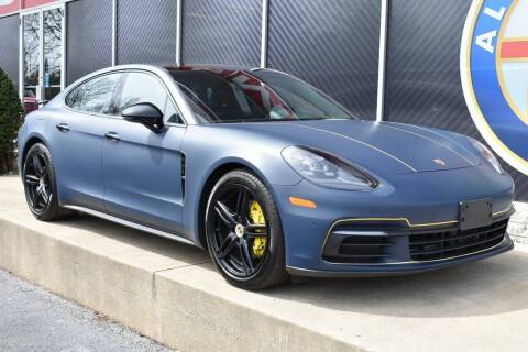 2018 Porsche Panamera for sale at Alfa Romeo & Fiat of Strongsville in Strongsville OH