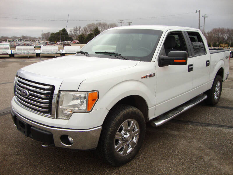 2012 Ford F-150 for sale at Ditsworth Auto Sales in Bancroft IA