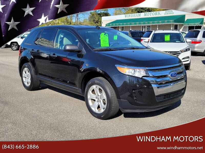 2013 Ford Edge for sale at Windham Motors in Florence SC