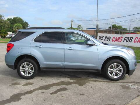 2015 Chevrolet Equinox for sale at Checkered Flag Auto Sales NORTH in Lakeland FL