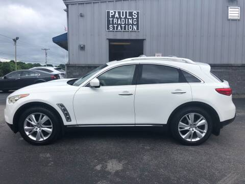2012 Infiniti FX35 for sale at Ron's Auto Sales (DBA Paul's Trading Station) in Mount Juliet TN