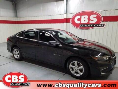2016 Chevrolet Malibu for sale at CBS Quality Cars in Durham NC