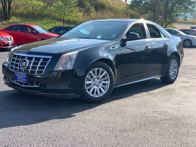 2013 Cadillac CTS for sale at Lakeside Auto Brokers Inc. in Colorado Springs CO