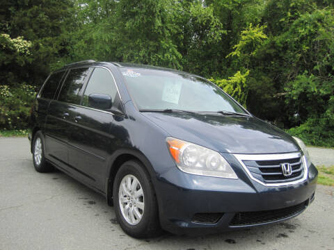 2010 Honda Odyssey for sale at Pristine AutoPlex in Burlington NC