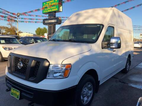 2018 Nissan NV Cargo for sale at Pasadena Auto Planet in Houston TX
