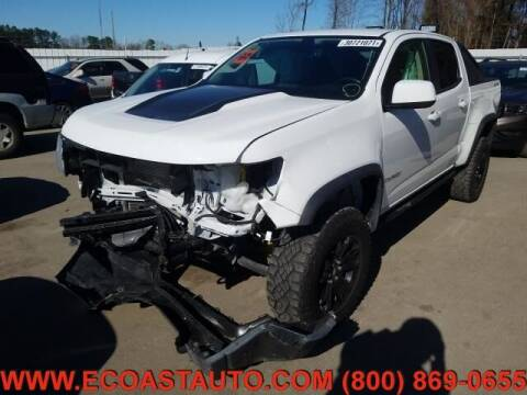 2019 Chevrolet Colorado for sale at East Coast Auto Source Inc. in Bedford VA