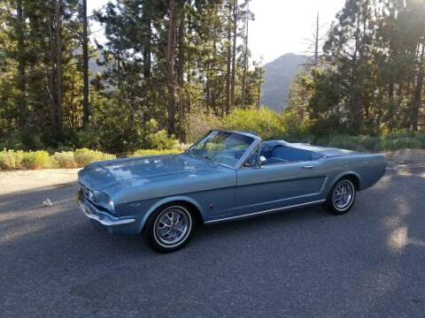 1965 Ford Mustang for sale at Bayou Classics and Customs in Parks LA