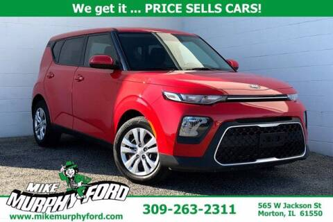 2020 Kia Soul for sale at Mike Murphy Ford in Morton IL