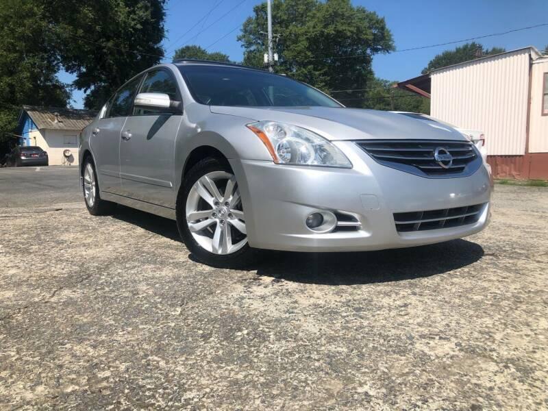 2012 Nissan Altima for sale at Atlas Auto Sales in Smyrna GA
