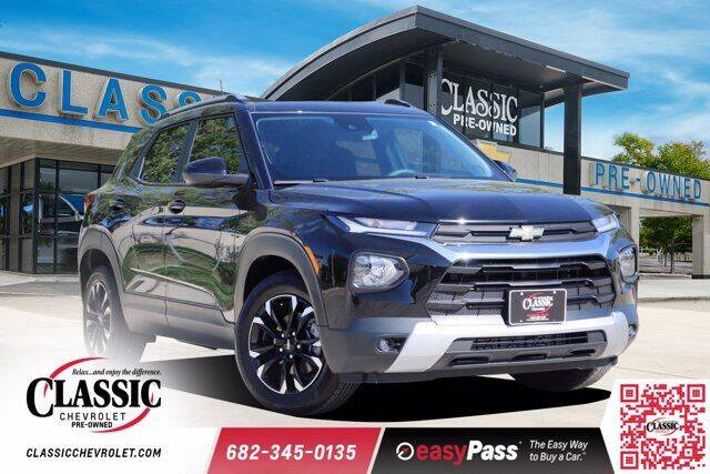 2021 Chevrolet TrailBlazer for sale in Grapevine, TX